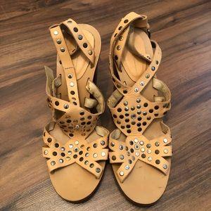 Zara Studded Sandals